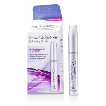 RapidLash Soro p/ cílios & sobrancelhas Eyelash & Eyebrow Enhancing Serum (c/ Hexatein )