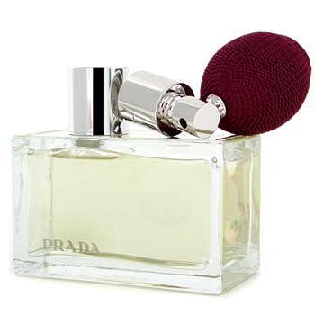 Prada Amber Eau De Parfum Deluxe Refillable Spray