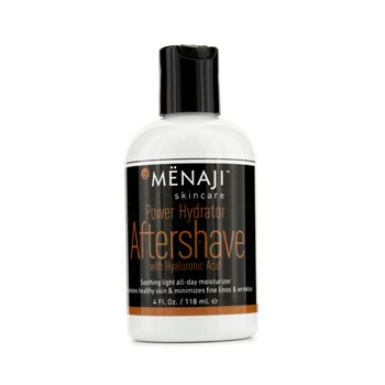 Menaji Loção pós barba Power Hydrator Aftershave