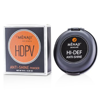 Menaji Pó facial antibrilho HDPV Anti-Shine Powder - M (Medium)