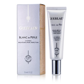 Guerlain Creme Blanc De Perle UV Shield Brightening Pearl Perfection SPF50/PA+++