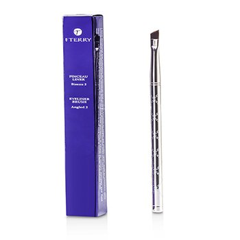 By Terry Pincel delinador Eyeliner Brush - Angled 2