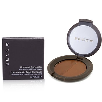 Becca Corretivo Compacto Medium & Extra Cover - # Molasses