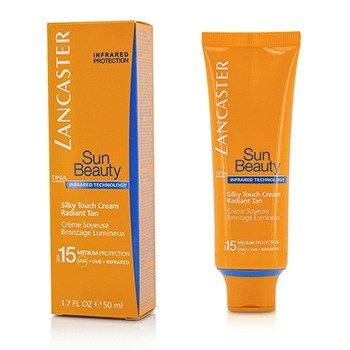 Lancaster Protetro solar Silky Touch Cream Radiant Tan SPF 15 (Medium Protection)