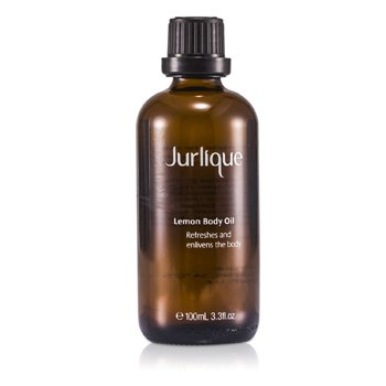 Jurlique Lemon Body Oil ( Refreshes & Enlivens The Body ) Oleo p/ o corpo