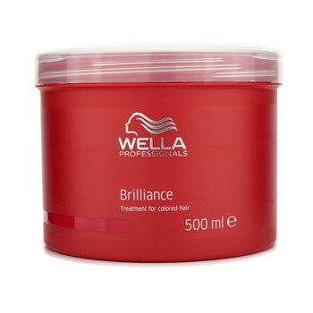 Wella Creme Brilliance Treatment (p/ cabelo colorido)