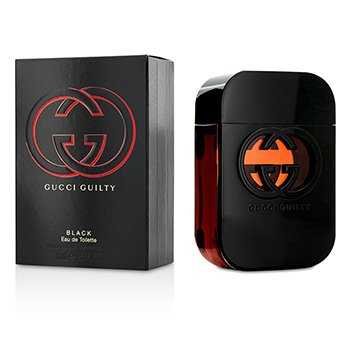Gucci Guilty Black Eau De Toilette Spray