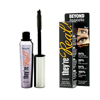 Benefit Rímel Theyre Real Beyond Mascara - Black
