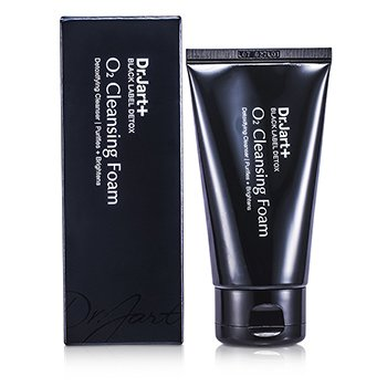 Dr. Jart+ Black Label Detox O2 Cleansing Foam