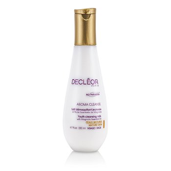 Decleor Leite de Limpeza Aroma Cleanse Youth (Pele Madura)