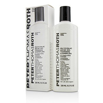Peter Thomas Roth Tônico Glycolic Acid 10% Toning Complex