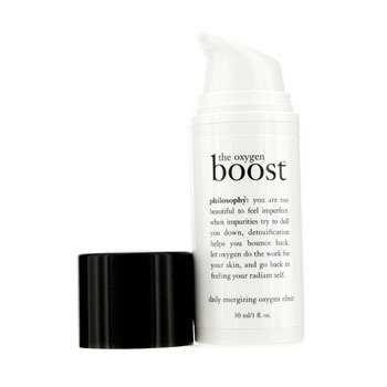 Philosophy Creme The Oxygen Boost Daily Energizing Oxygen Elixir