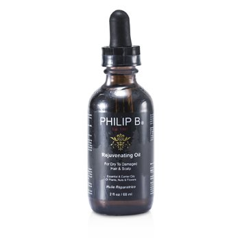 Philip B Oleo rejuvensescedor  (For Dry To Damaged Hair & Scalp)