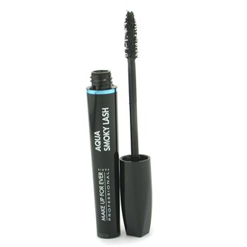 Make Up For Ever Mascara Aqua Smoky Lash  a prova de água Extra Black  - # ( Black )