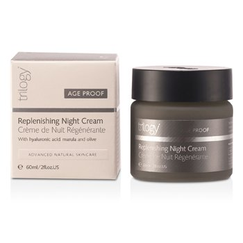 Trilogy Creme Noturno Replenishing Night Cream