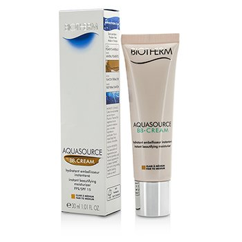 Biotherm Creme Aquasource BB Cream - Fair to Medium L42363