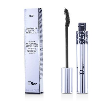 Christian Dior Rímel Diorshow Iconic Overcurl Mascara - # 090 Over Black