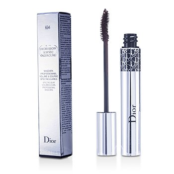 Christian Dior Máscara  Diorshow Iconic Overcurl Mascara - # 694 Over Brown