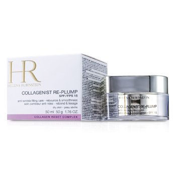 Helena Rubinstein Creme Collagenist Re-Plump SPF 15 (Dry Skin) L41190