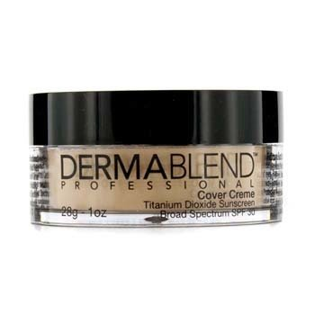 Dermablend Base Cover Creme Broad Spectrum SPF 30 (Cobertura itensa) - Warm Ivory