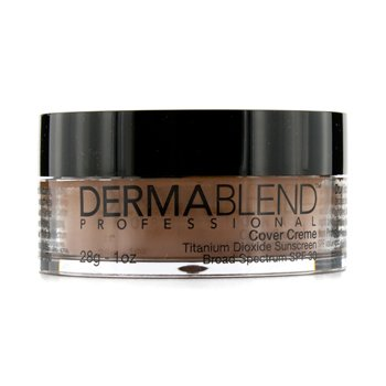 Dermablend Base Cover Creme Broad Spectrum SPF 30 (Cobertura itensa) - Reddish Tan