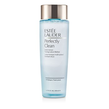 Estée Lauder Loção Tônica Perfectly Clean Multi-Action