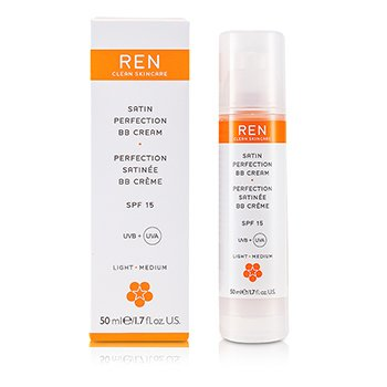 Ren Satin Perfection BB Cream SPF15