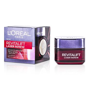 LOreal Creme New Revitalift Laser Renew