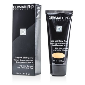 Dermablend Base Corretiva perna & corpo Leg & Body Cover - Golden