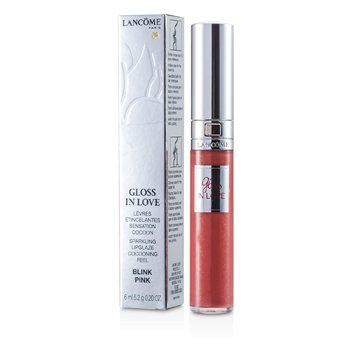 Lancôme Brilho labial Gloss In Love - # 312 Blink Pink