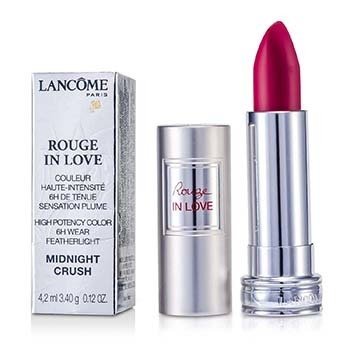 Lancôme Batom Rouge In Love - # 383N Midnight Crush