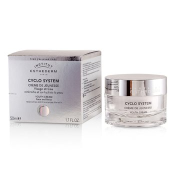 Esthederm Creme de Rejuvenescimento Cyclo System Youth Cream
