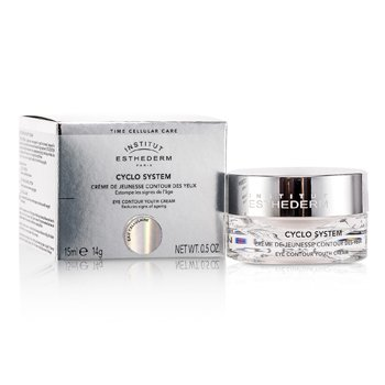 Esthederm Creme de Rejuvenescimento Cyclo System Eye Contour Youth Cream