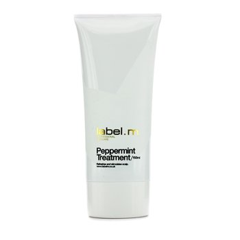 Label M Peppermint Treatment