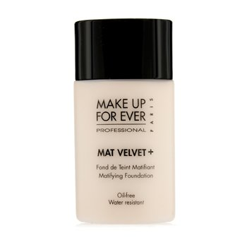 Make Up For Ever Base Mat Velvet + Matifying Foundation - #30 ( Porcelain )