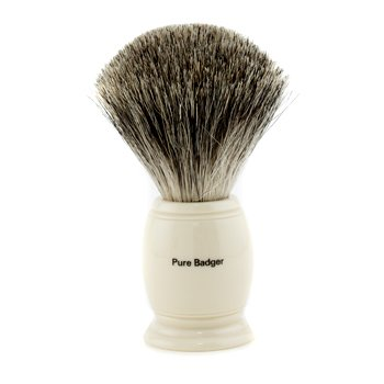 The Art Of Shaving Pure Badger Shaving Pincel  - Ivory