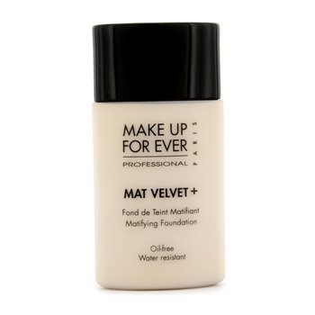 Make Up For Ever Base Mat Velvet  + Base matificante - #20 (Ivory)