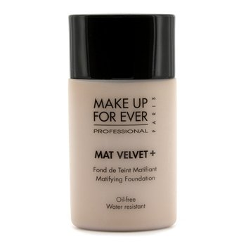 Make Up For Ever Base Mat Velvet  + Base matificante - #50 (Sand)