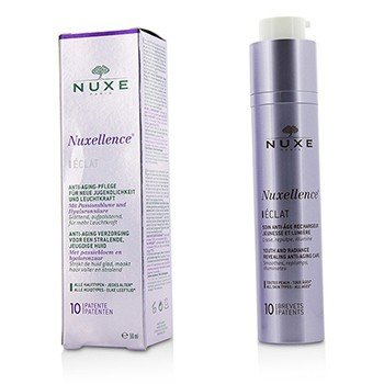 Nuxe Nuxellence Jeunesse Youth & Radiance Revealing Fluid (Todos os Tipos de Pele)