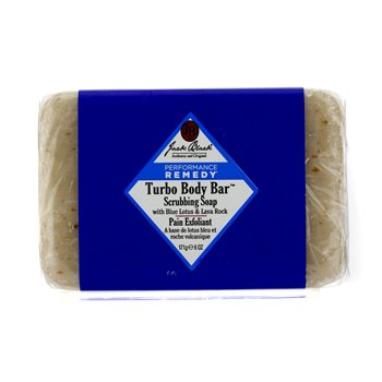 Jack Black Sabonete Para Esfoliar Turbo Body Bar Scrubbing Soap