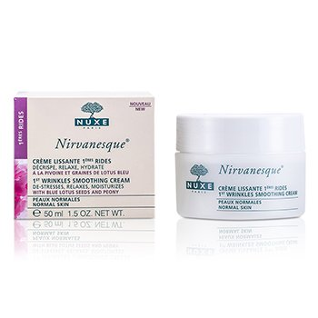 Nuxe Nirvanesque 1st Wrinkles Smoothing Cream (Para Pele Normal)