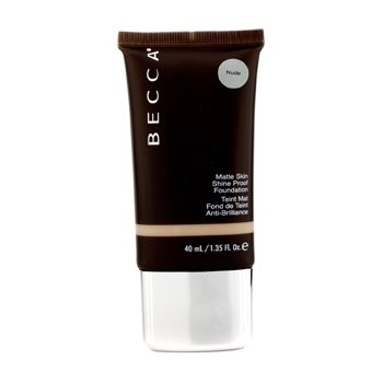 Becca Matte Skin Shine Proof Foundation - # Nude