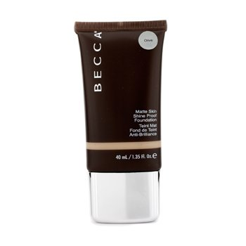 Becca Matte Skin Shine Proof Base - # Olive