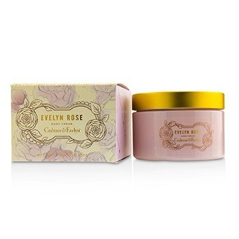 Crabtree & Evelyn Loção Corporal Evelyn Rose Body Cream