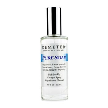 Demeter Limpeza de Pele Pure Soap Cologne Spray