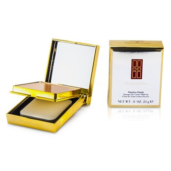 Elizabeth Arden Flawless Finish Sponge On Cream Makeup (Estojo Dourado) - 02 Gentle Beige