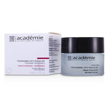 Académie Hypo-Sensible Program For Redness Treating & Covering Care