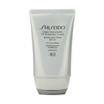 Shiseido Urban Environment UV Protection Cream SPF 40 (Para Rosto & Corpo)