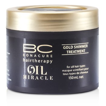 Schwarzkopf BC Oil Miracle Gold Shimmer Treatment (Todos Tipos de Cabelo)