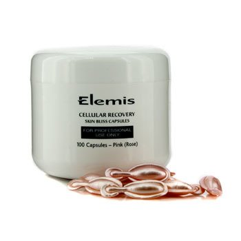 Elemis Cápsulas Cellular Recovery Skin Bliss (Uso Profissional) - Pink Rose
